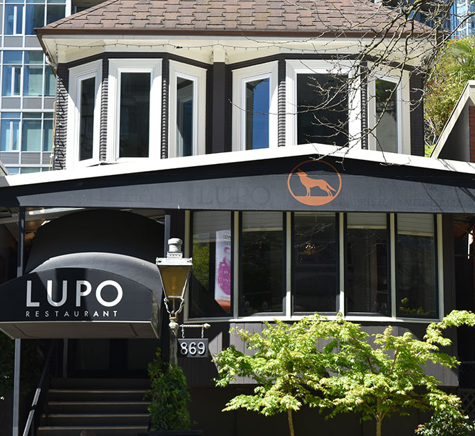 About Lupo Restaurant